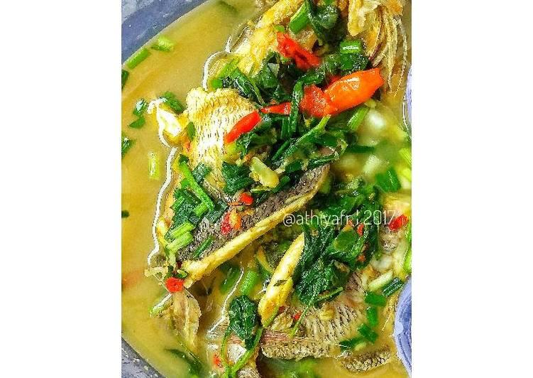 Resep Gulai Ikan Nila Kemangi Dari Athiyafr