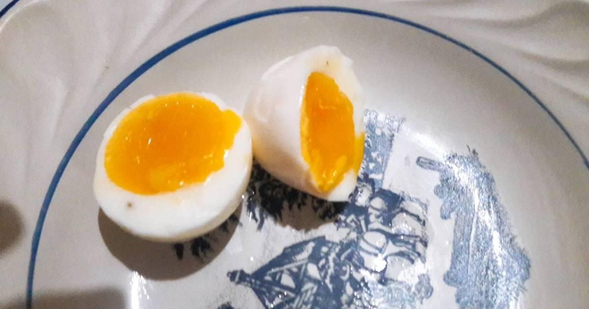 Macam-Macam Olahan Telur Rebus