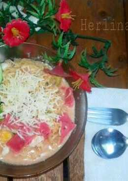 Indomie Kuah Susu