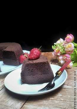 Brownies Kukus Lembut NY. LIEM