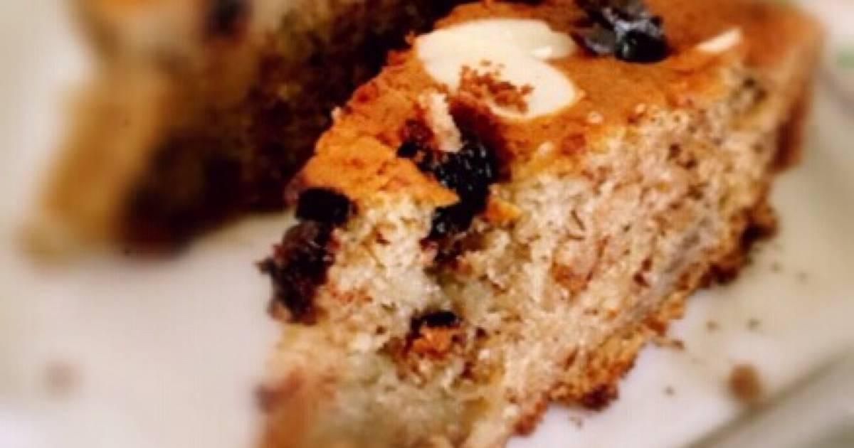 Resep Banana Cake Khas Jepang: Resep Banana Cake