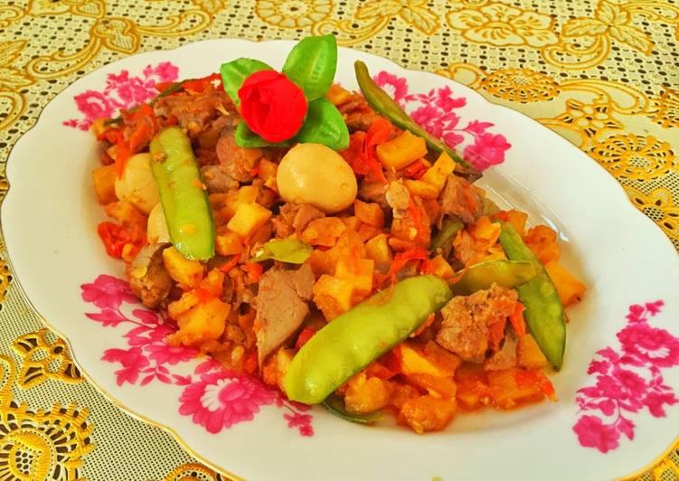 resep sambal goreng ati ampela oleh nila senja   cookpad