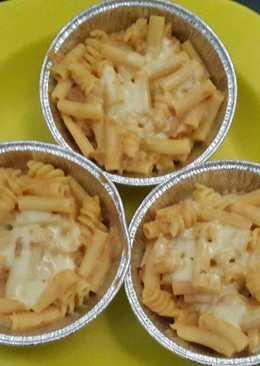 Macaroni Schotel Ikan Tuna Kukus