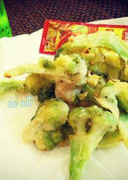 Tempura brokoli / brokoli crispy