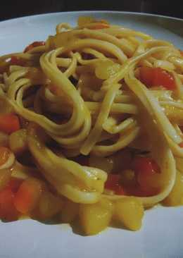 Spaghetti Curry