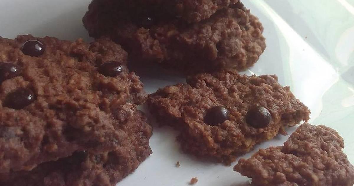 Resep Cookies oat versi 2