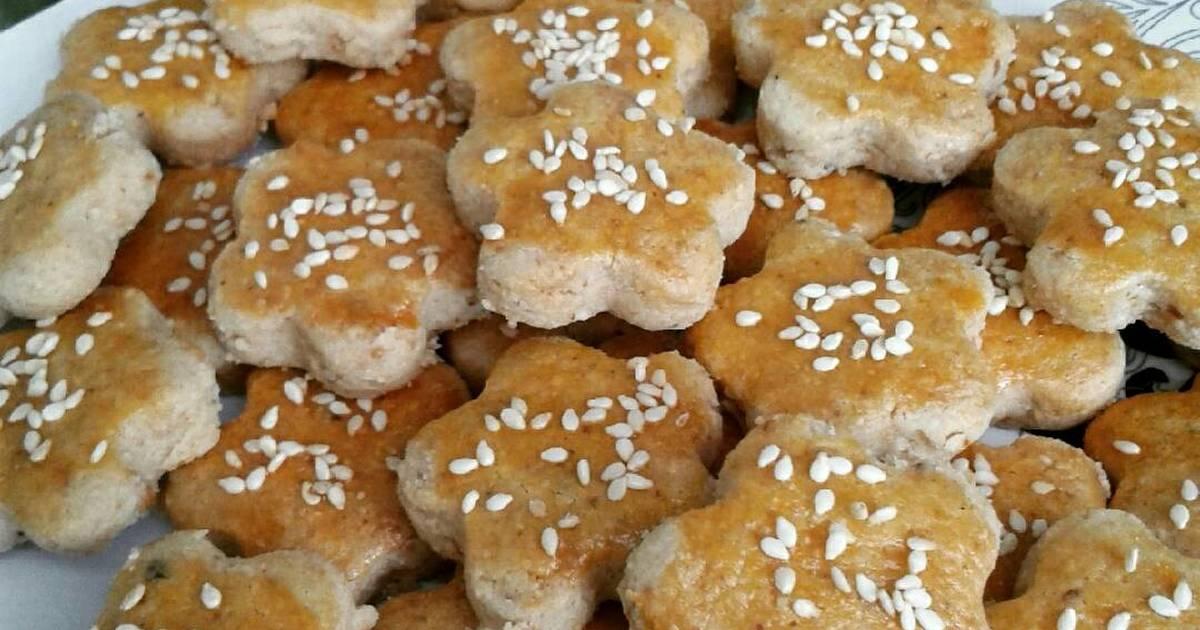 kue kering kue kacang   168 resep   cookpad