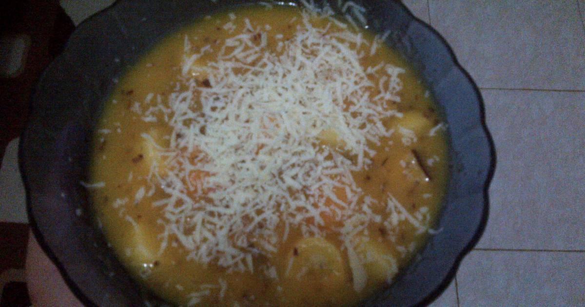 Resep smoothies mangga apel tabur keju