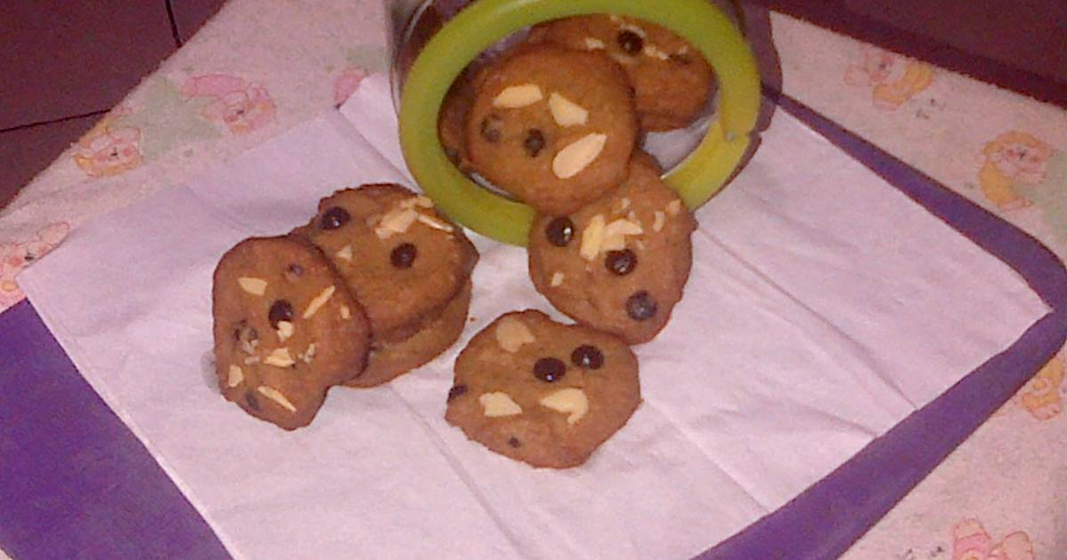 Resep cookies Almond rasa Rempah