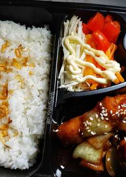 Ayam Teriyaki (ala Just Try n Taste)