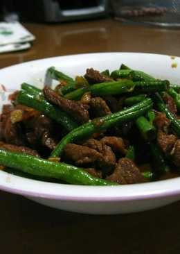 Beef Sichuan