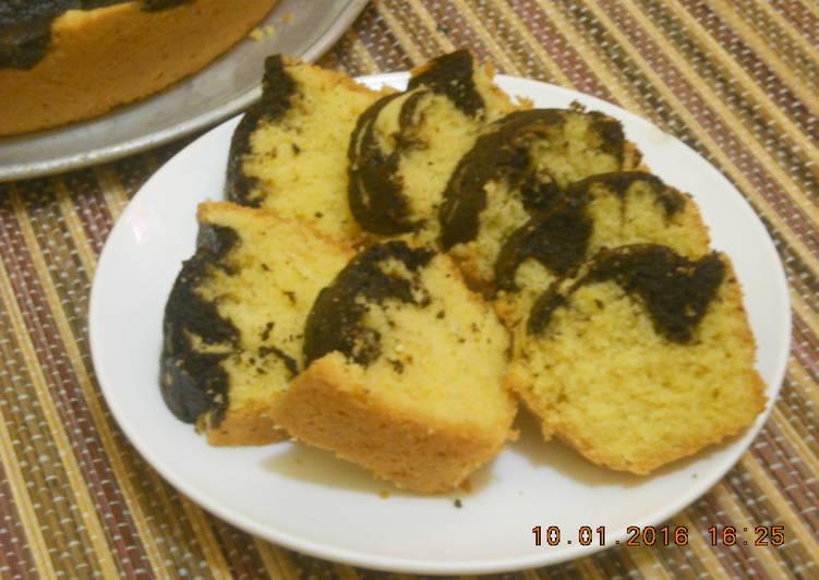 Resep Cake Berhantu Ncc: Resep SIMPLE MARMER CAKE NCC Oleh Anisatur Raehan