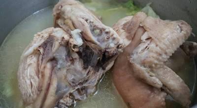 Ayam rebus #BikinRamadanBerkesan