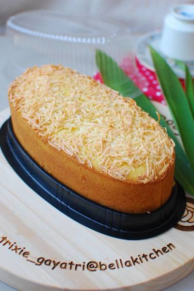 Bolu Tape Lembut Favorit