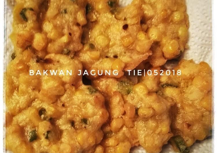 #1 Bakwan jagung #Rabubaru #BikinRamadanBerkesan