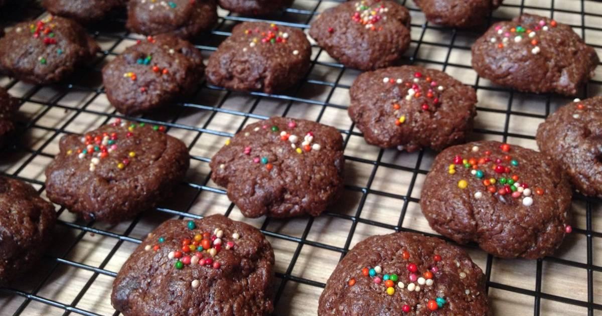 Resep OatMilo Cookies