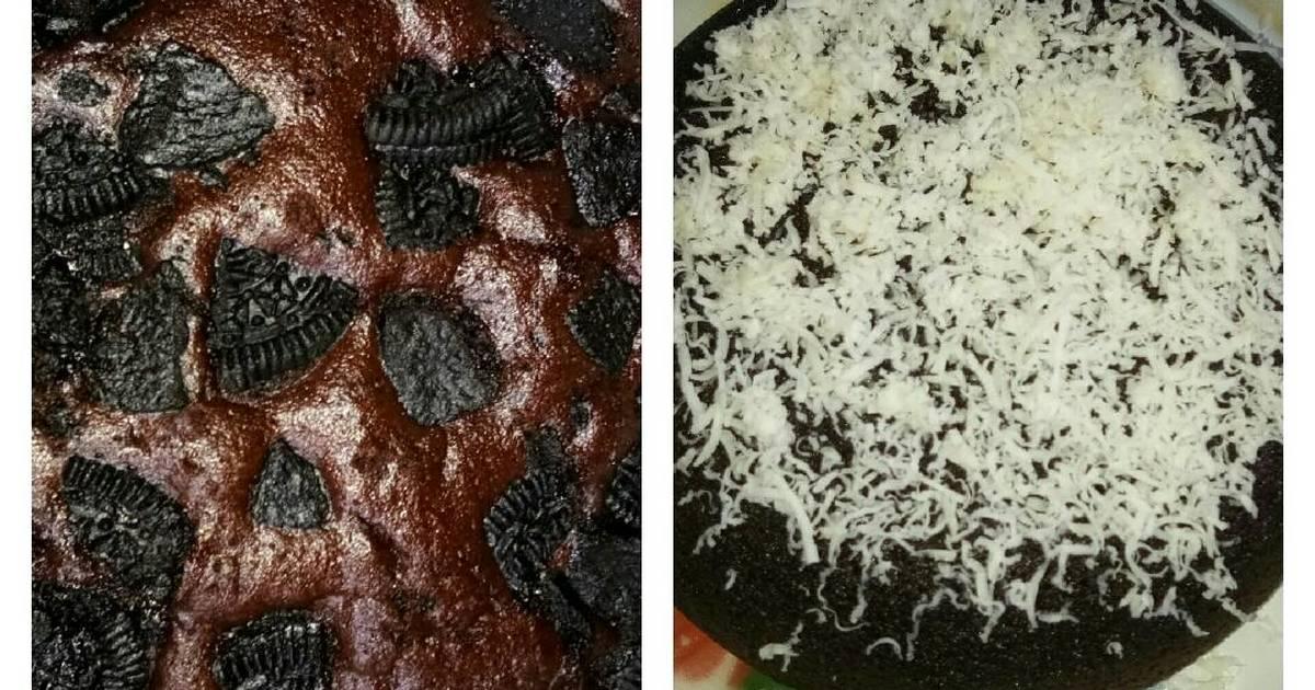 759 Resep Brownies Kukus Keju Enak Dan Sederhana