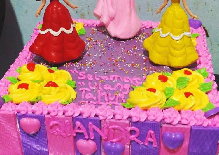 Resep Birthday cake basecake bolu keju kukus oleh Aan Andriyani