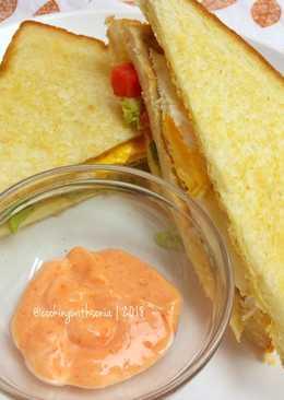 28. Chicken Sandwich