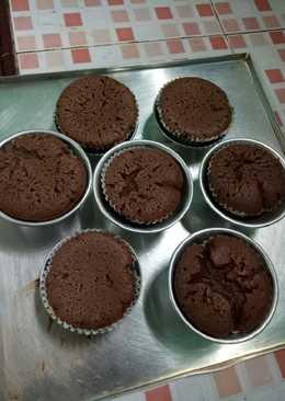 Cupcake coklat lembut