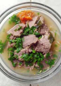 2 resep soto kuali solo enak dan sederhana   cookpad