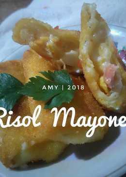 Risol Mayones (kulit risol anti sobek) + tips