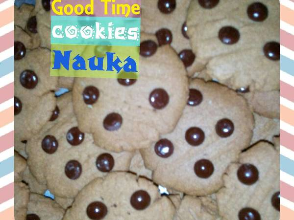 Good Time cookies Nauka