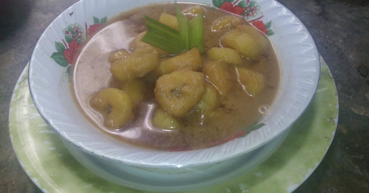 Resep kolak pisang special ;)