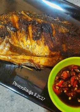 Ikan Nila Bakar Pedas Manis (#pr_adakecapmanisnya)
