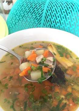Sup Tuna buat si kecil