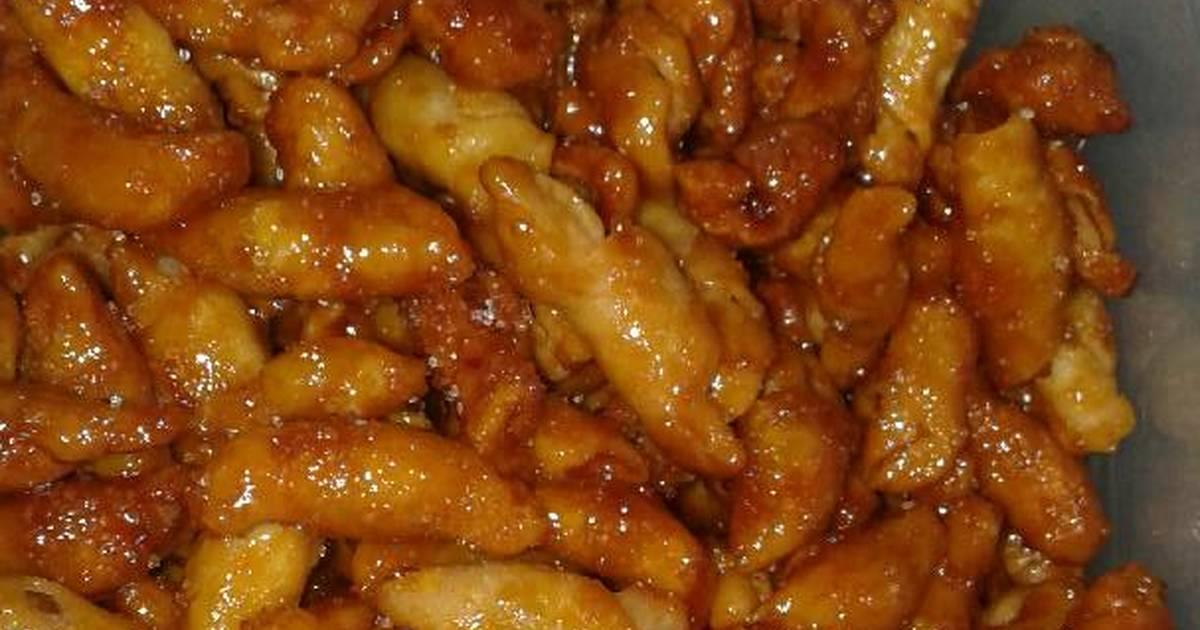 52 resep cara membuat kacang sembunyi enak dan sederhana