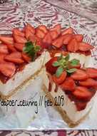 Resep Cheese Cake Tanpa Oven Dan Gelatin