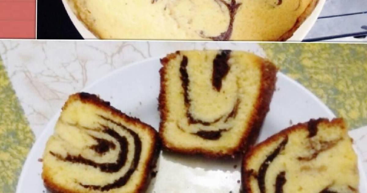 Resep Marmer cake super lembut