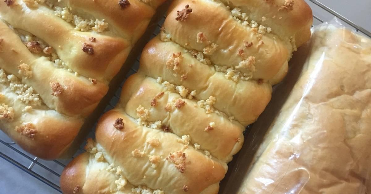 374 Resep Roti Sobek Keju Enak Dan Sederhana