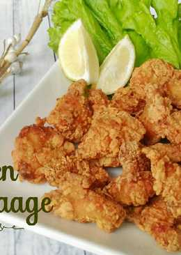 Chicken Karaage #pr_asianfood