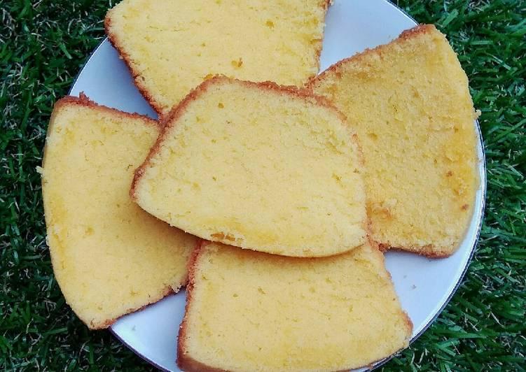 Resep Nutrisari Butter Cake Karya Rinafajh