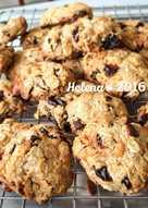 Oatmeal Cookies Sehat JTT (no mixer, terigu, butter)