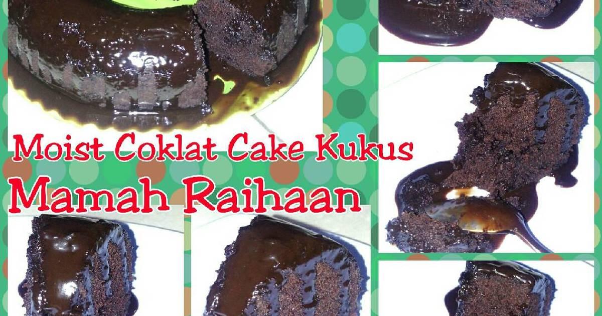 Resep Moist Coklat Cake Kukus