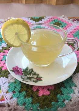 Lemon Tea (minuman sehat)