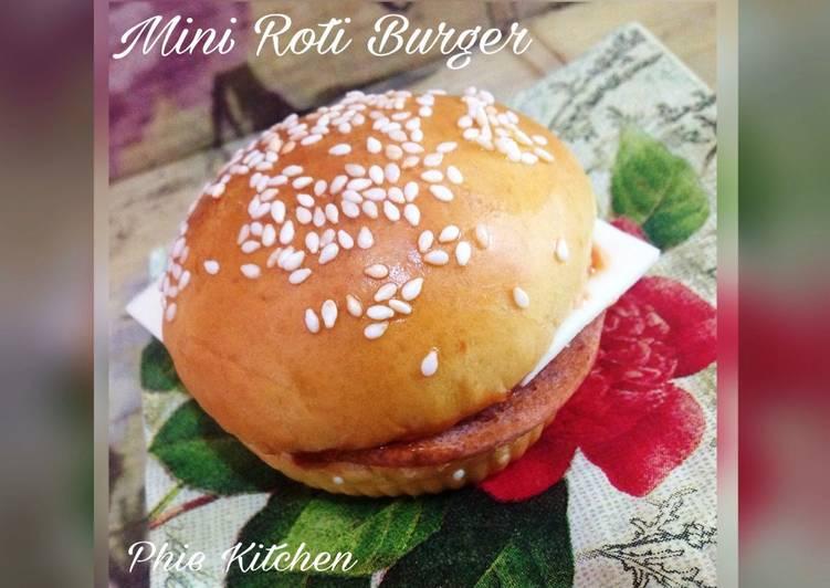 Mini Roti Burger