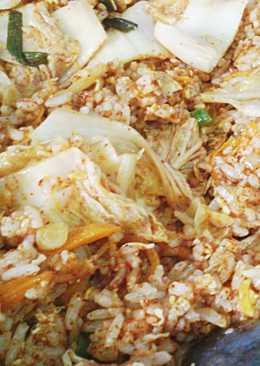 Kimchi Bokeumbab