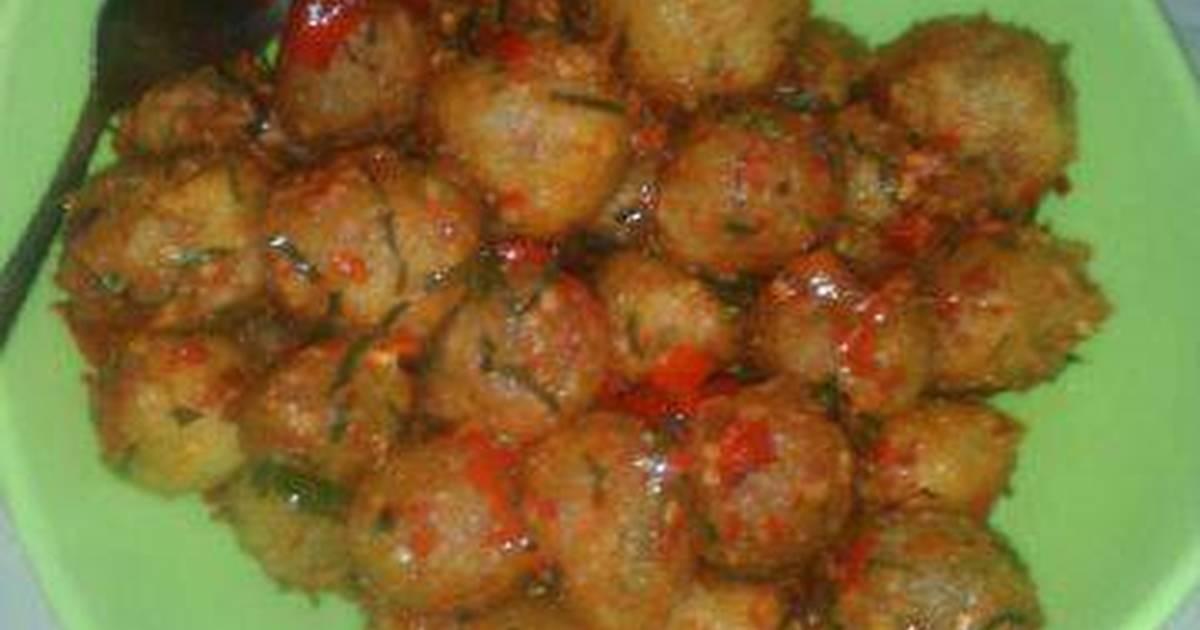 243 Resep Cilok Goang Enak Enak Dan Sederhana Cookpad