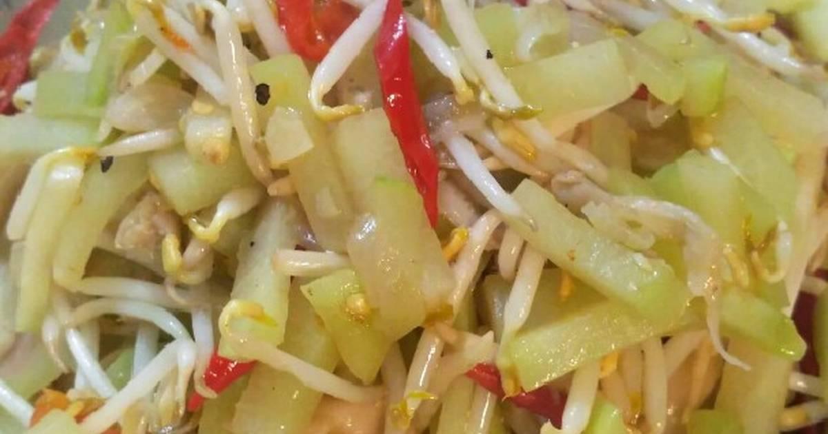 resep labu putih enak  sederhana cookpad Resepi Nasi Tumis Pandan Enak dan Mudah
