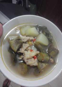 Sayur Asem Jawa Special Daging Sapi diet GM day 6