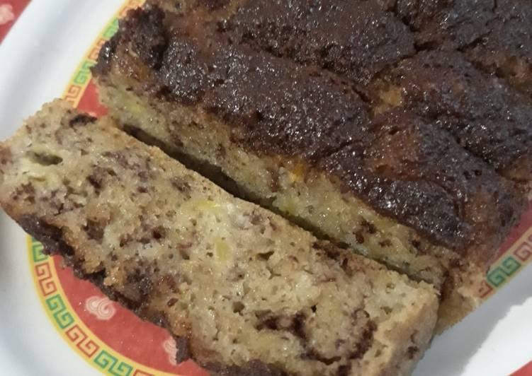 Resep Cake Kukus Lumer: Resep Cake Pisang Coklat Kukus Oleh Dionisia Indah Rastika