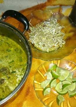 Soto daging lamongan