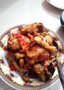Ayam Geprek Nusantara