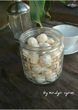 Almond Snowball CPTGPL(cepat ga pakai lama)