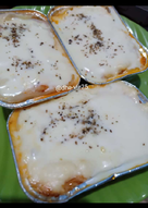 Lasagna simple kulit pangsit