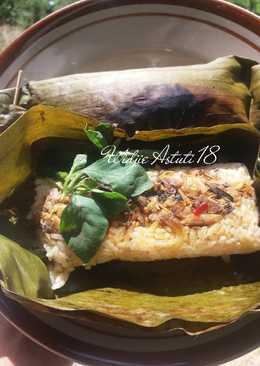 Nasi Bakar Tongkol Mercon (#Pr_BukanNasiBiasa)